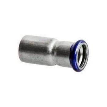Муфта EUROTUBI 28x22 нержавеющая сталь 1м (S12FE-LBP)
