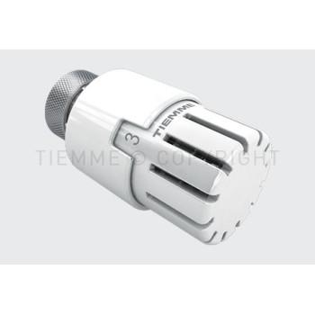 Термостатическая головка с встроенным жидкостным чувствительным датчиком. Диапазон температуры 6-28 °C M30 X 1,5 ( 9550025 )